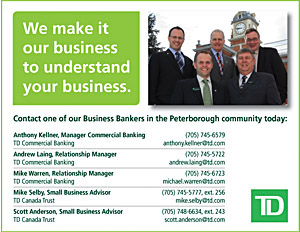TD Canada Trust - Contact our Business Bankers in Peterborough