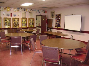Ptbo Lions Centre - MacGee Room 2 -300 wide