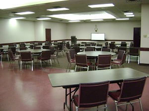 Ptbo Lions Centre - Swantson Room - Meeting -300 wide