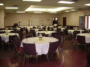Ptbo Lions Centre - Swantson Room - Wedding -300 wide