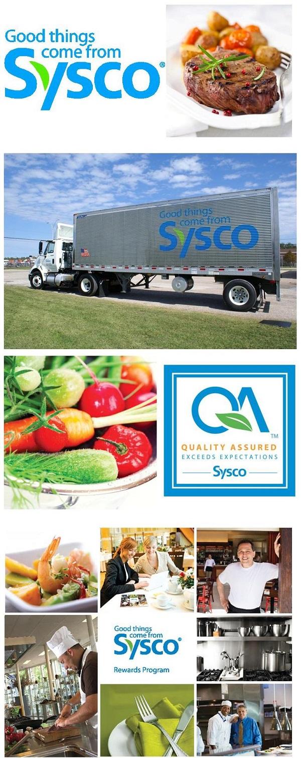 Sysco Central Ontario Rewards Program