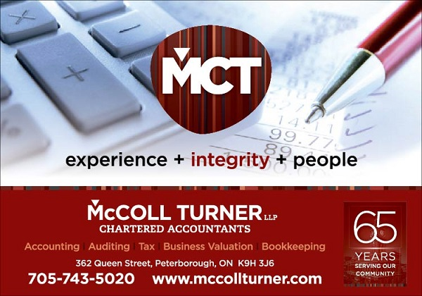 McColl Turner Chartered Accountants - Experience, integrity, people