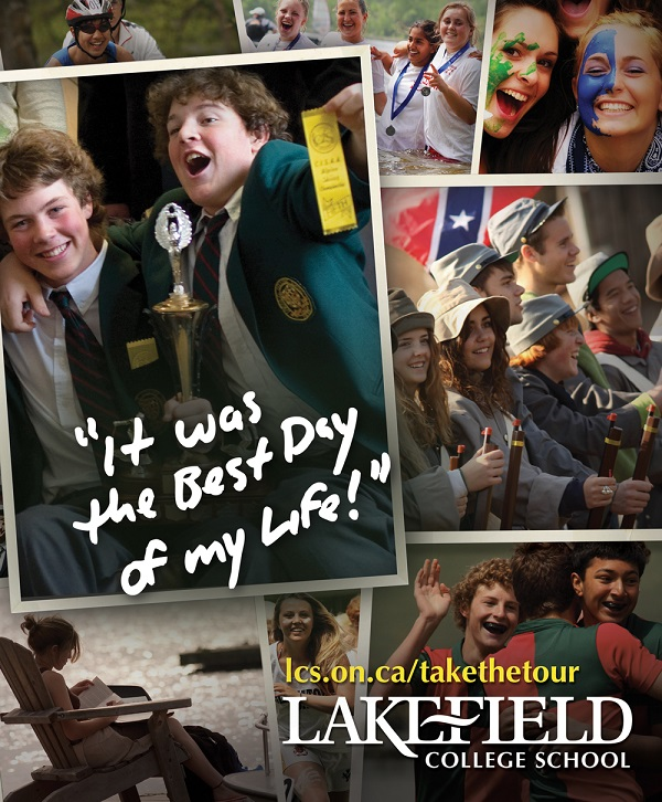 Lakefield College School - Take the tour