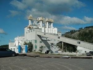 Unimin - plant